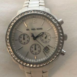 Michael Kors Women's Ceramic Watch